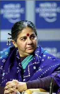 Vandana Shiva: La democracia muerta
